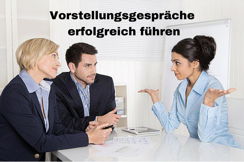 Jobcoaching München - Vorstellungsgespräche erfolgreich führen