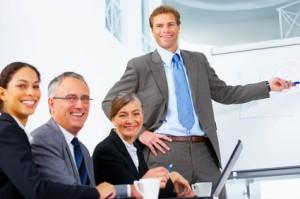 sicheres Auftreten - Jobcoaching München
