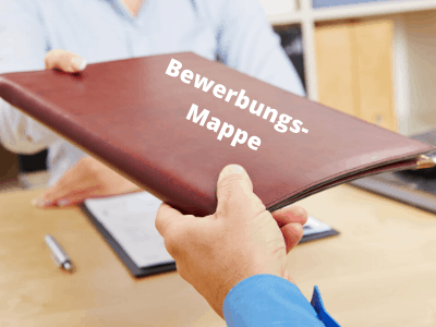 Bewerbungsmappe