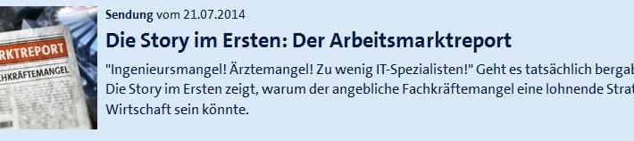 Fachkräftemangel - Jobcoaching München