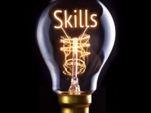 gesuchte Skills im Arbeitsmarkt